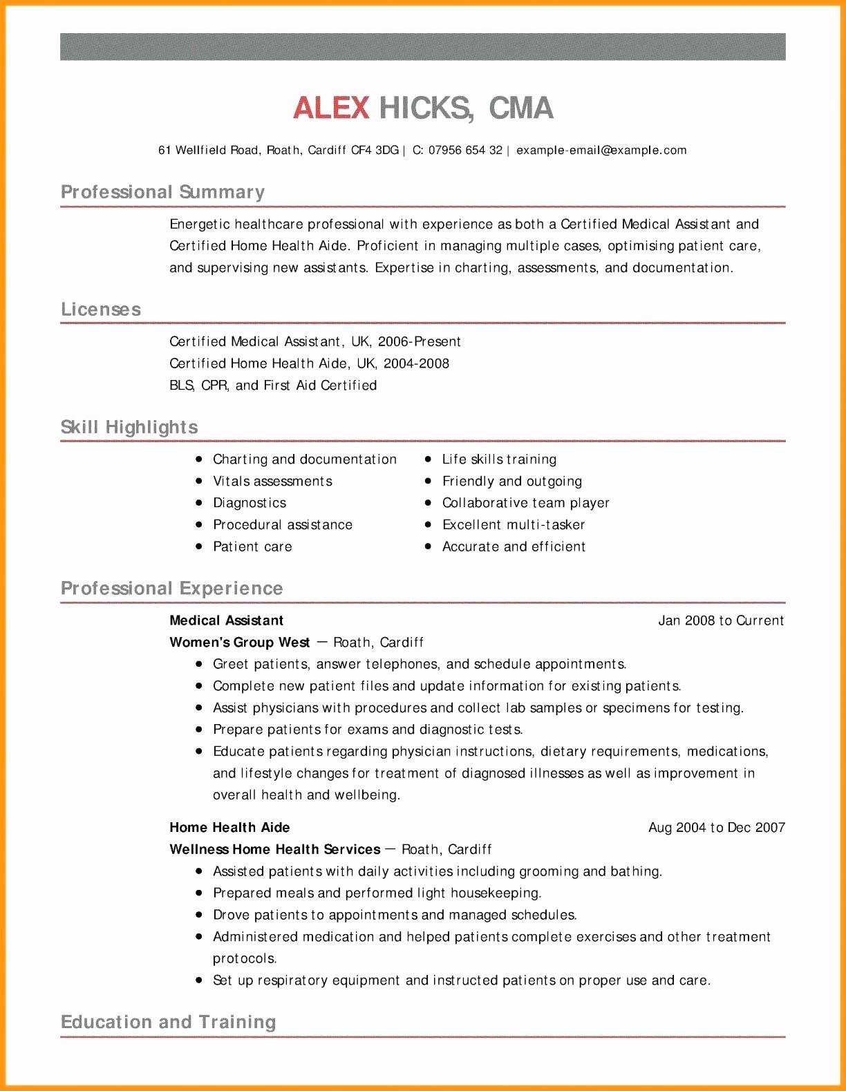 Home Health Care Plan Template Unique Home Health Care Plan Template