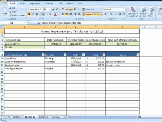 Home Remodel Budget Template Best Of Microsoft Excel Home Renovation Bud Template Made