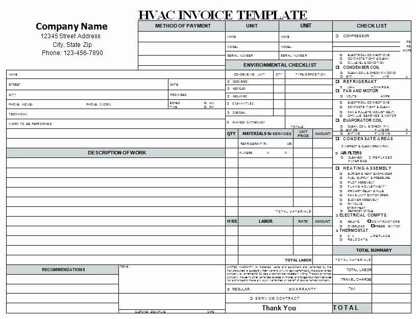 Home Repair Invoice Template Inspirational Download by Tablet Desktop original Size Back to Service