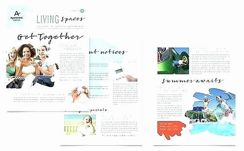 Homeowners association Newsletter Template Lovely Condo association Newsletter Template Newsletter Examples