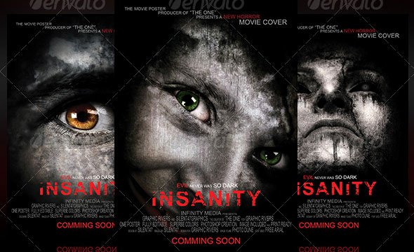 Horror Movie Poster Template Best Of 20 Cool Horror Poster Templates – Design Freebies