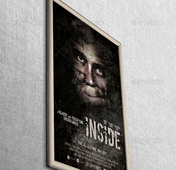 Horror Movie Poster Template Lovely 20 Cool Horror Poster Templates – Design Freebies