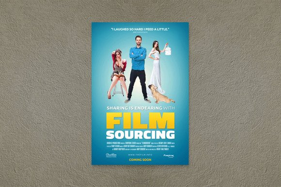 Horror Movie Poster Template Lovely Edy Movie Poster Template Flyer Templates On Creative