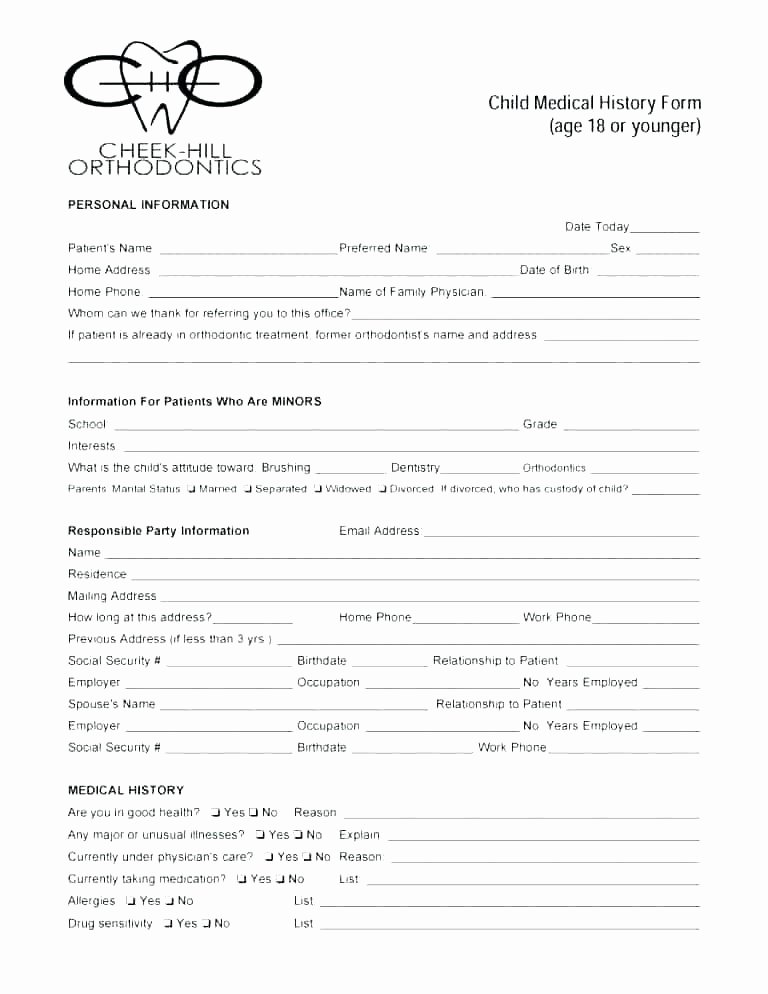 Hospital Release form Template Awesome Hospital Discharge Papers Template Emergency Room