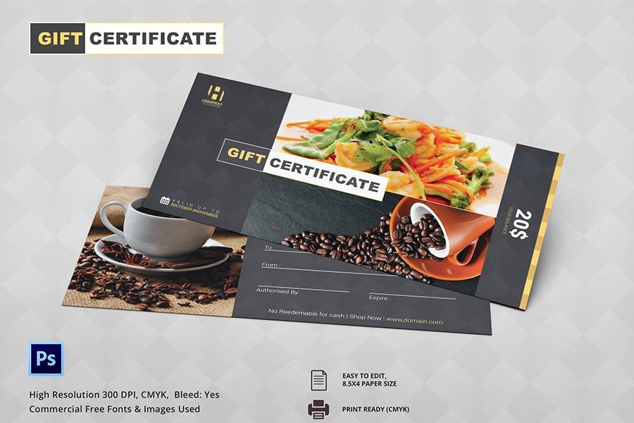 Hotel Gift Certificate Template Unique 7 Free Gift Certificate Templates Birthday Business