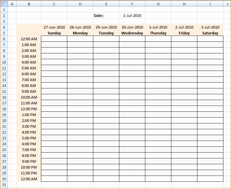Hourly Work Schedule Template Lovely Hourly Gantt Chart Template Related Keywords Hourly