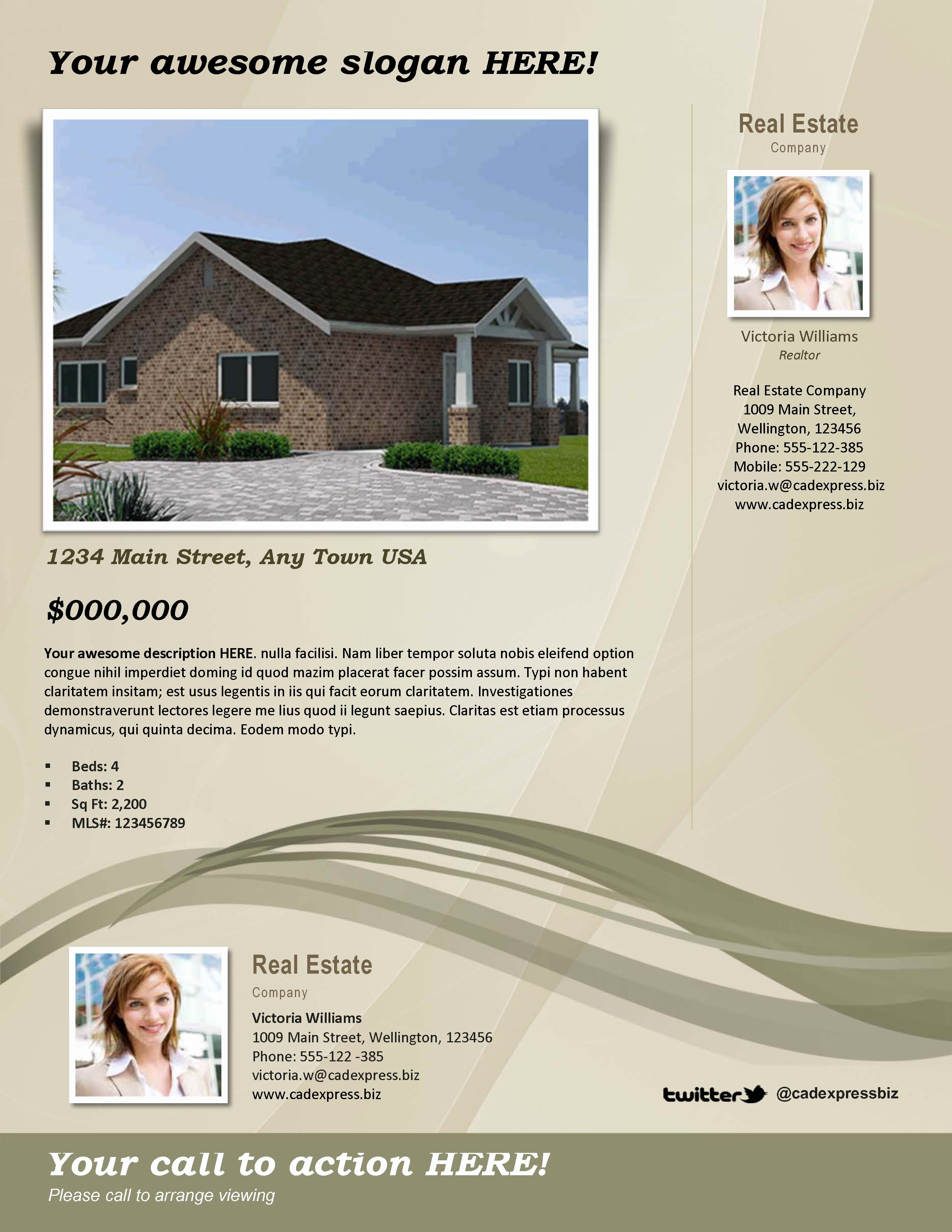 House for Sale Template Beautiful 10 Best Of Home by Owner Brochure Template for