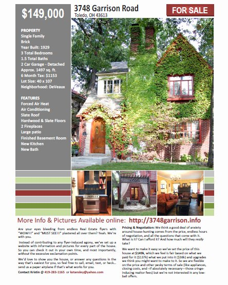 House for Sale Template Best Of Diy Resources for Sale by Owner Diydiva