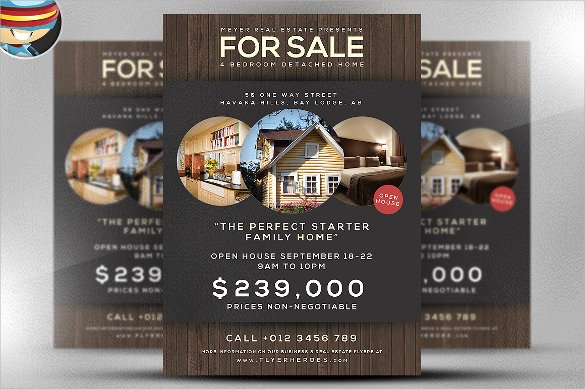 House for Sale Template Inspirational 13 House for Sale Flyer Templates