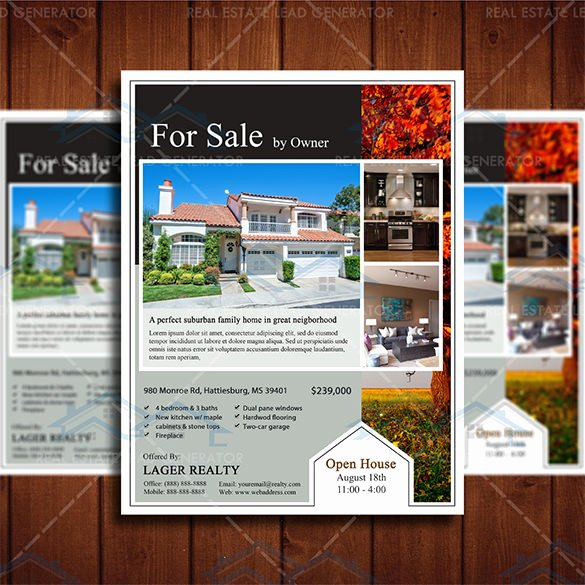House for Sale Template Inspirational 22 Stylish House for Sale Flyer Templates Ai Psd Docs