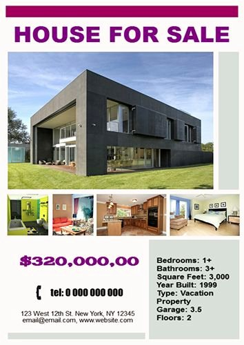 House for Sale Template New Good Advertising for Your House Sell House Easily with