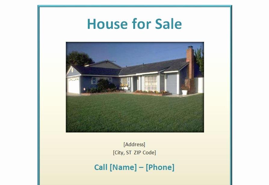 House for Sale Template Unique Excel Templates Excel Template Excel Business Templates