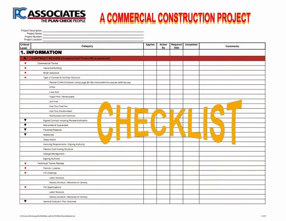 House Renovation Checklist Template Unique Home Renovation Estimate Template Kalei Document