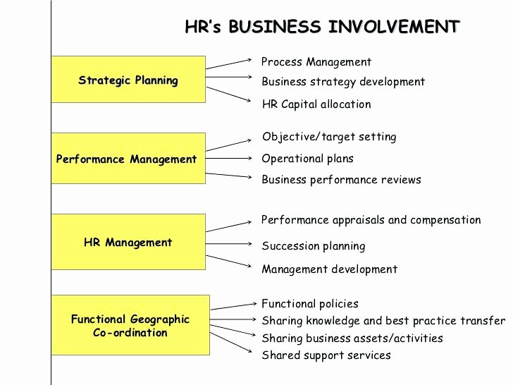 Hr Strategic Plan Template Inspirational Human Resources Strategy Template – Flybymedia