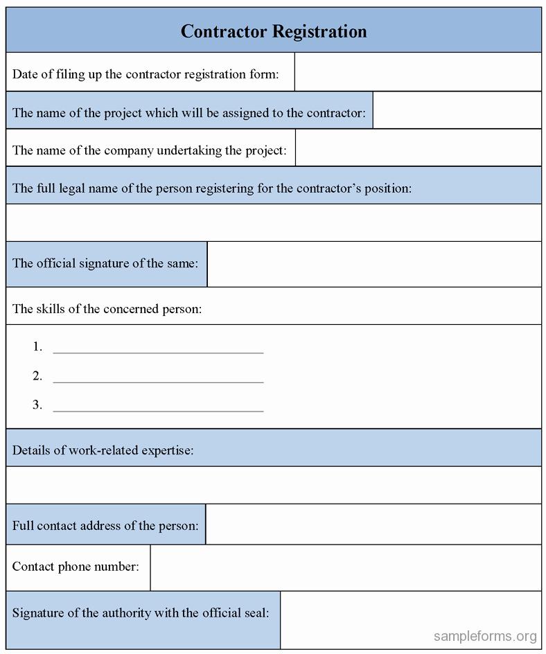 Html Registration form Template Inspirational Registration form Template HTML