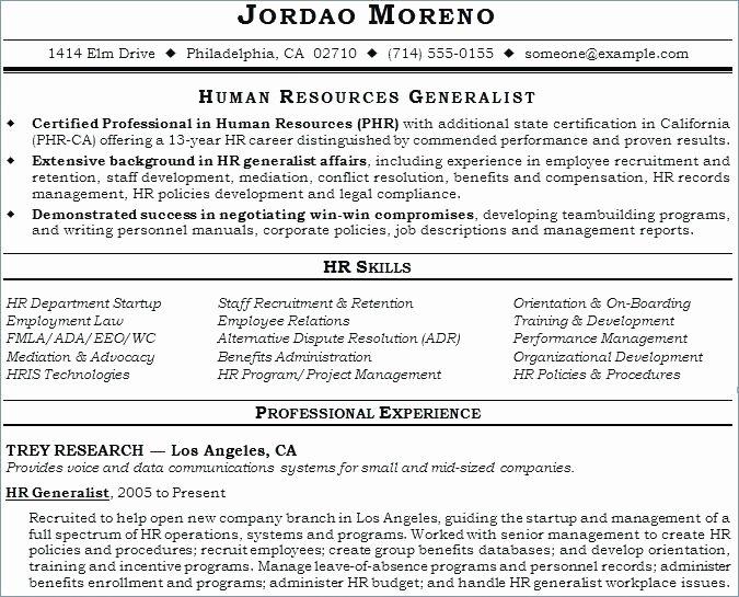Human Resource Policy Template Elegant Human Resources Policy and Procedures Template Resume