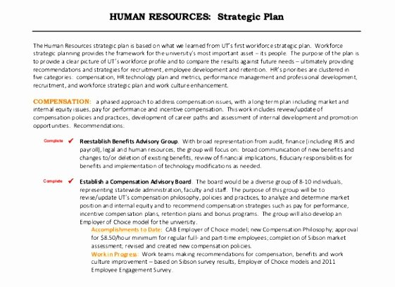 Human Resource Policy Template Lovely 5 Human Resource Planning Template Owoew
