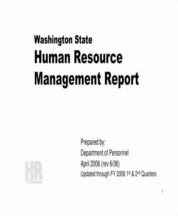 Human Resources Investigation Report Template Fresh Human Resources Report Template Employee Incident Report