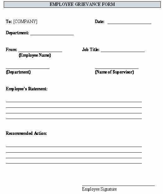 Human Resources Investigation Report Template Luxury Grievance Report Template – Maney