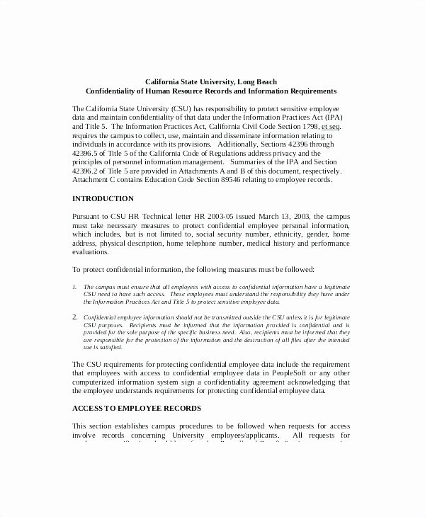 Human Resources Policy Template Beautiful Sale Administrative Decision to Adopt Human Resources
