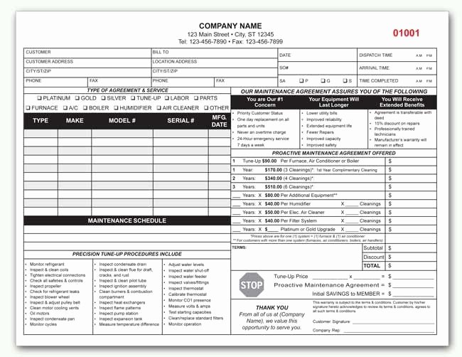 Hvac Service Contract Template Beautiful Hvac Installation Contract Template Onlineblueprintprinting