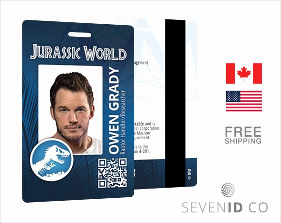 Id Card Template Photoshop New 11 Id Badge Templates