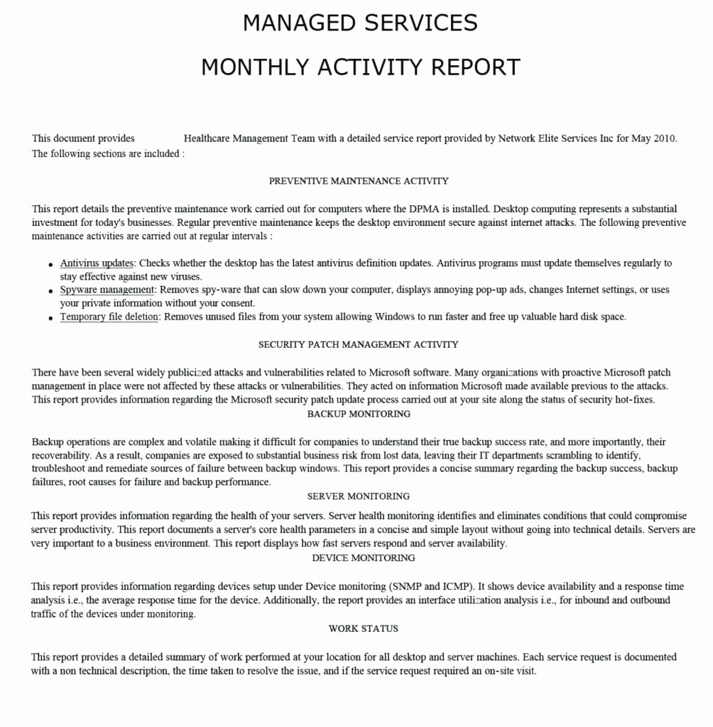 Incident Response Report Template Awesome Incident Response Report Template