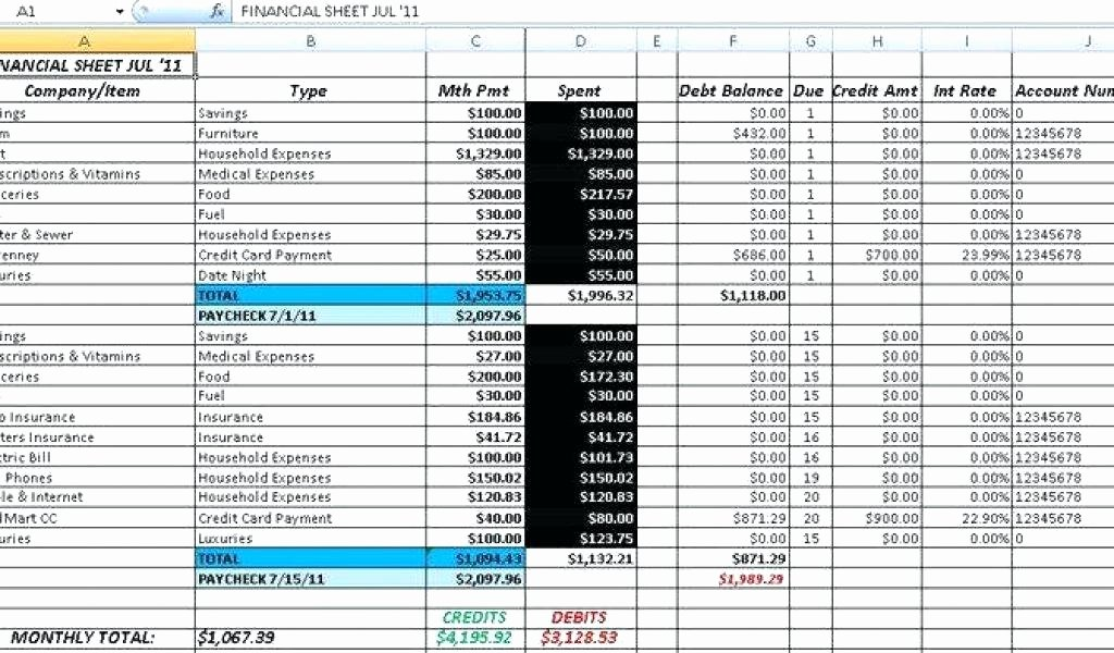 Income and Expense Template Unique In E and Expense Spreadsheet Template – Bestuniversities