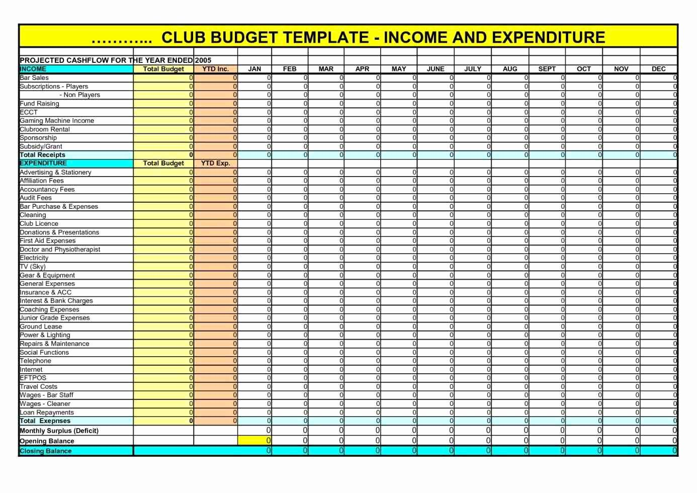 Income and Expense Worksheet Template Beautiful Expenses and In E Spreadsheet Template Image Collections