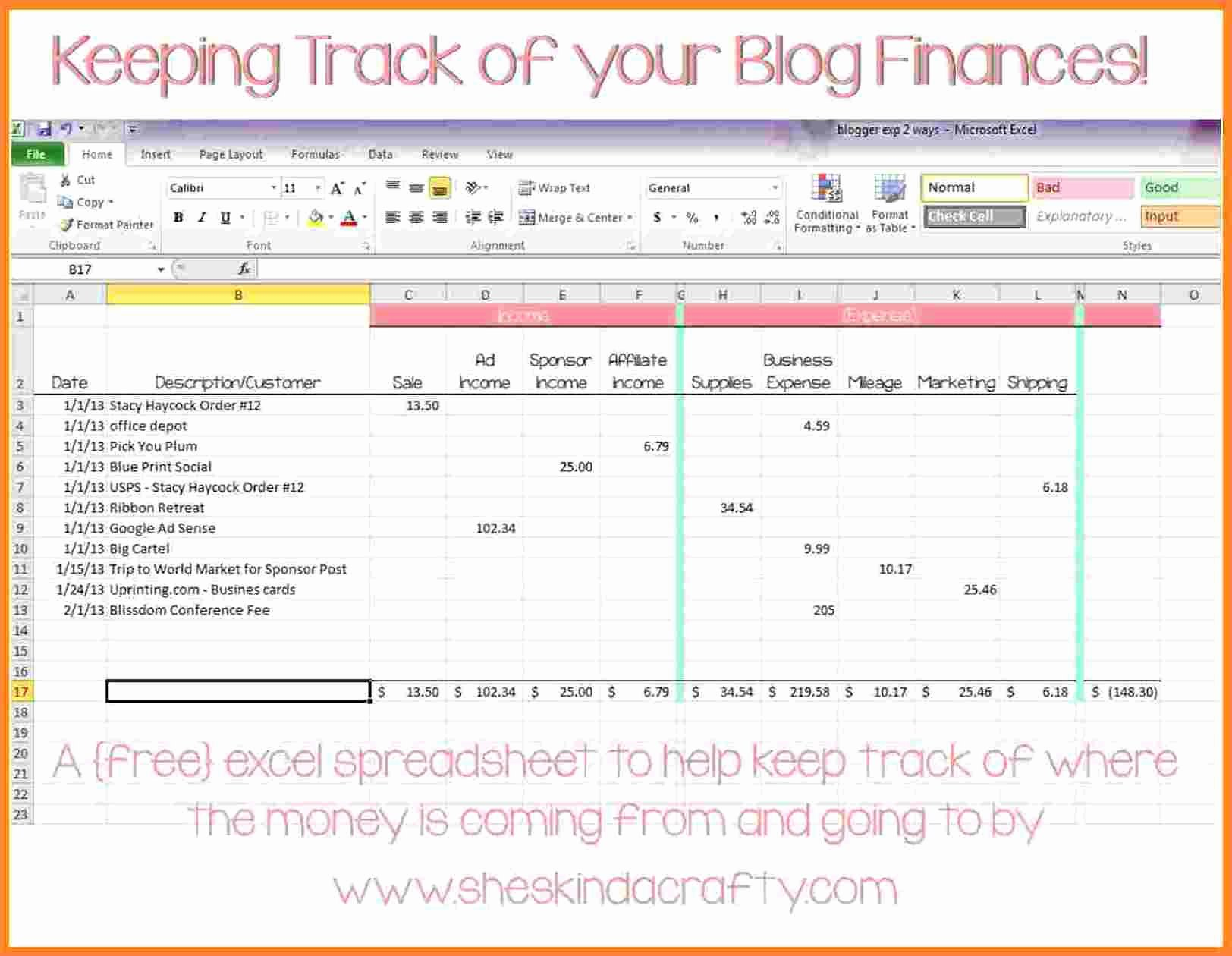 Income and Expense Worksheet Template Elegant 10 Personal In E and Expenses Spreadsheet