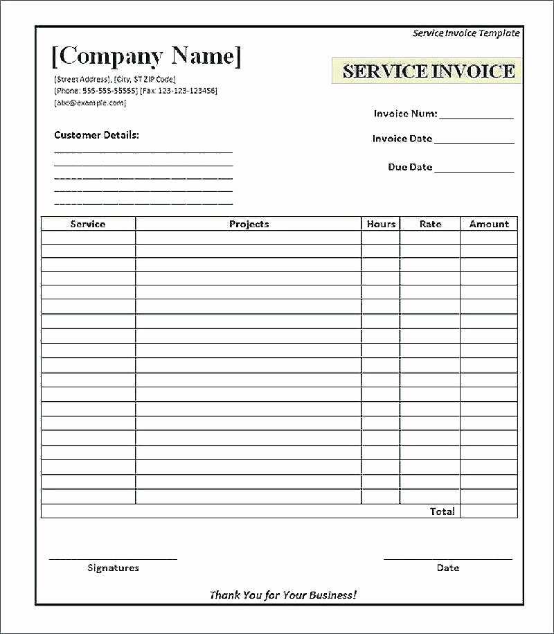 Independent Contractor Invoice Template Free Awesome Independent Contractor Invoice Template Nz Billing Best