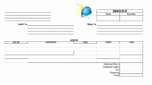 Independent Contractor Invoice Template Pdf Best Of Template Invoice Template Electrical Contractor Contract