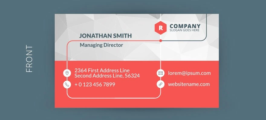 Indesign Business Card Template Free Unique Indesign Business Cards Templates Free Free Indesign