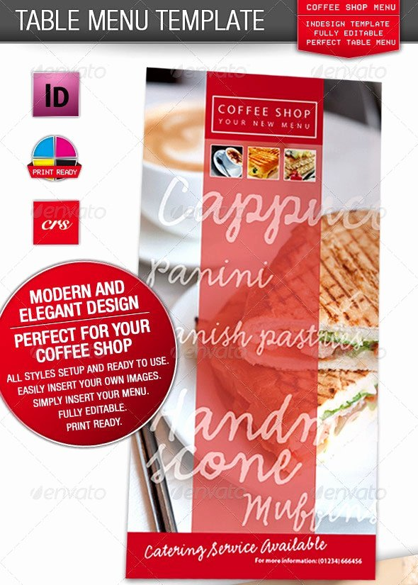 Indesign Menu Template Free Beautiful 23 Creative Restaurant Menu Templates Psd & Indesign