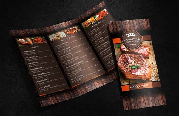 Indesign Menu Template Free Best Of Food Menu Template 36 Free Word Pdf Psd Eps