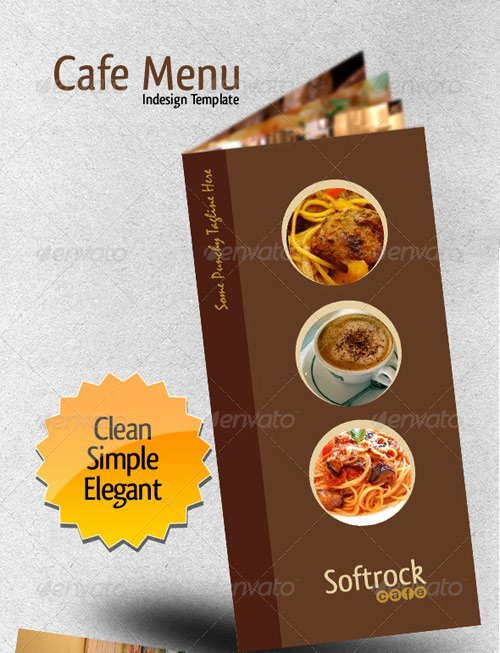 Indesign Menu Template Free Lovely 25 High Quality Restaurant Menu Design Templates