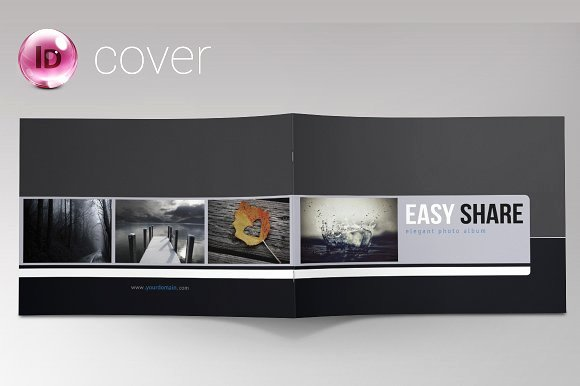 Indesign Portfolio Template Free Beautiful Indesign Album Portfolio Brochure Templates On