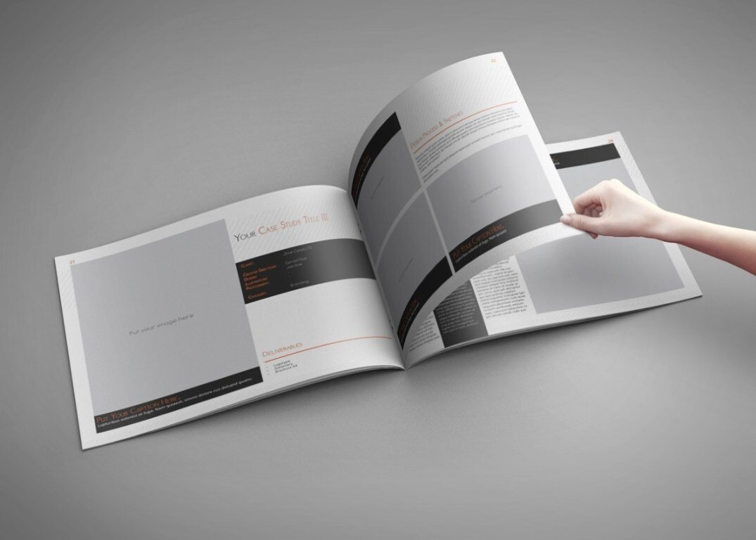Indesign Portfolio Template Free Beautiful Indesign Portfolio Template Free – ifa Rennes