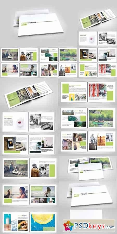 Indesign Portfolio Template Free Lovely Indesign Portfolio Brochure V127 Free Download