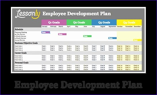 Individual Development Plan Template Excel Luxury 10 Personal Development Plan Template Excel