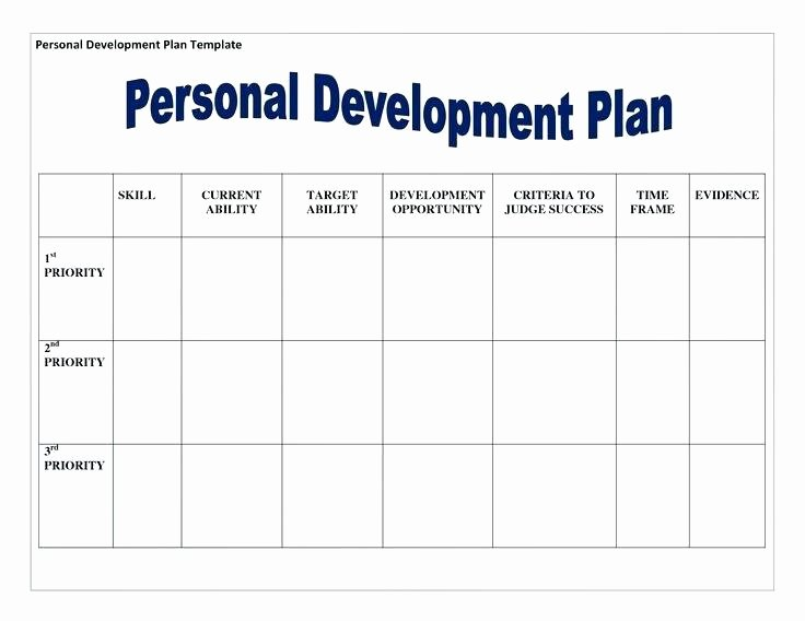 Individual Development Plan Template Fresh Coaching Employees Template – Azserverfo