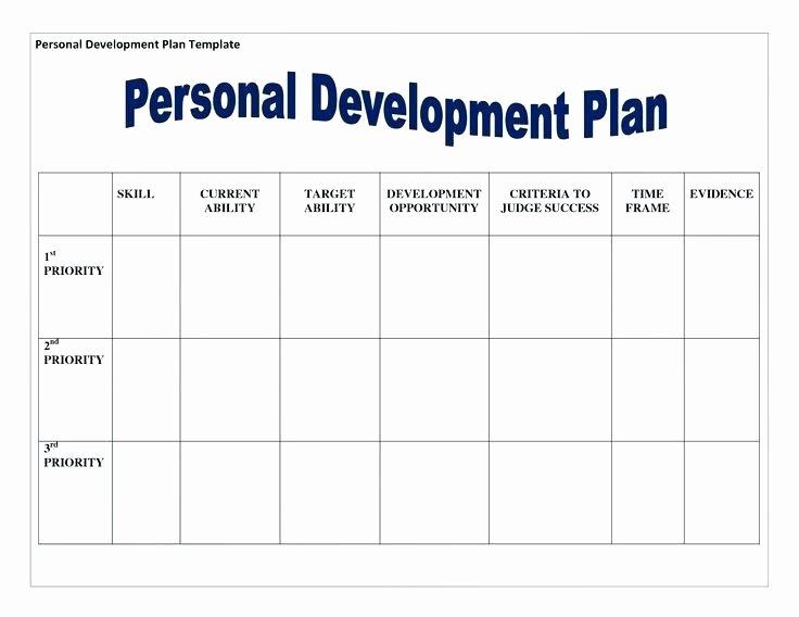 Individual Development Plan Template Fresh Coaching Employees Template – Azserverfo