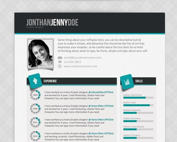 Infographic Resume Template Word Beautiful 10 Best Of Infographic Resume Template Editable