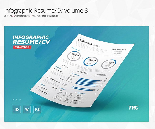Infographic Resume Template Word Best Of Making Resumes In Microsoft Word Codeholder