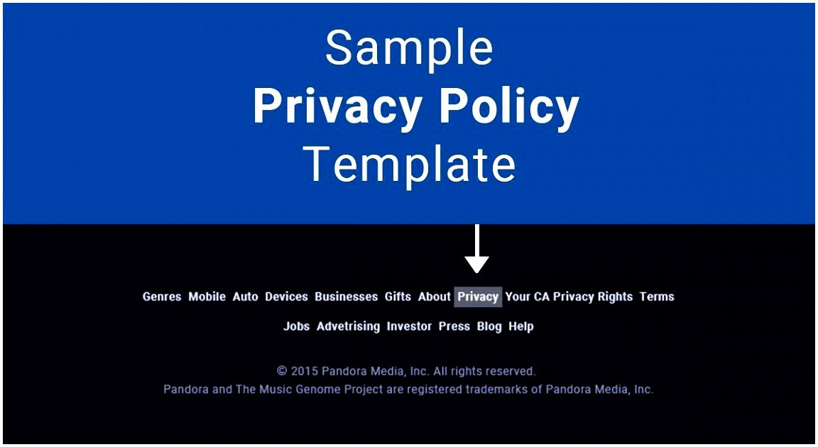 Information Security Policy Template Inspirational 8 Information Security Policy Template for Small Business