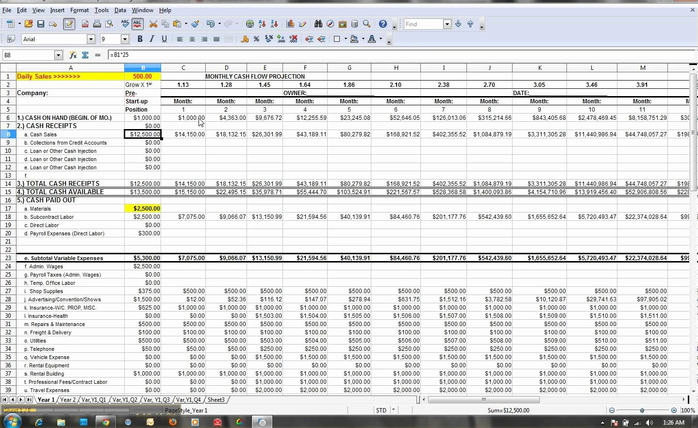 Information Technology Budget Template Awesome Information Technology Bud Spreadsheet
