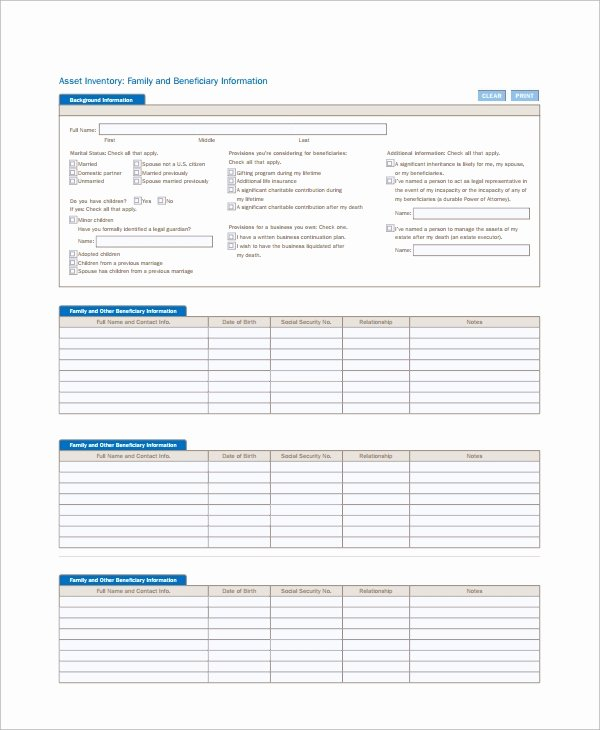 Information Technology Inventory Template Inspirational 7 It Inventory Templates