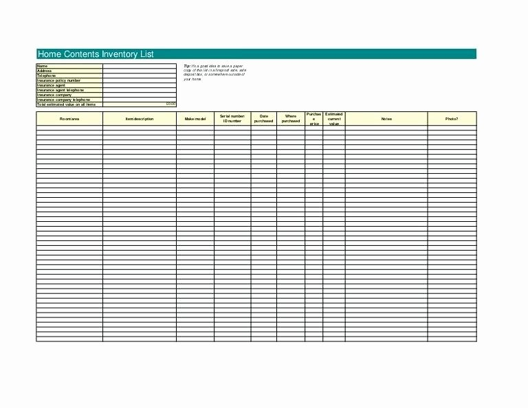 Information Technology Inventory Template Lovely Inventory Sign Out Sheet Template In Excel Technology