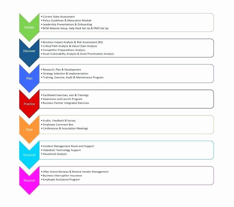 Information Technology Planning Template Beautiful Bars Example Information Technology Implementation Plan