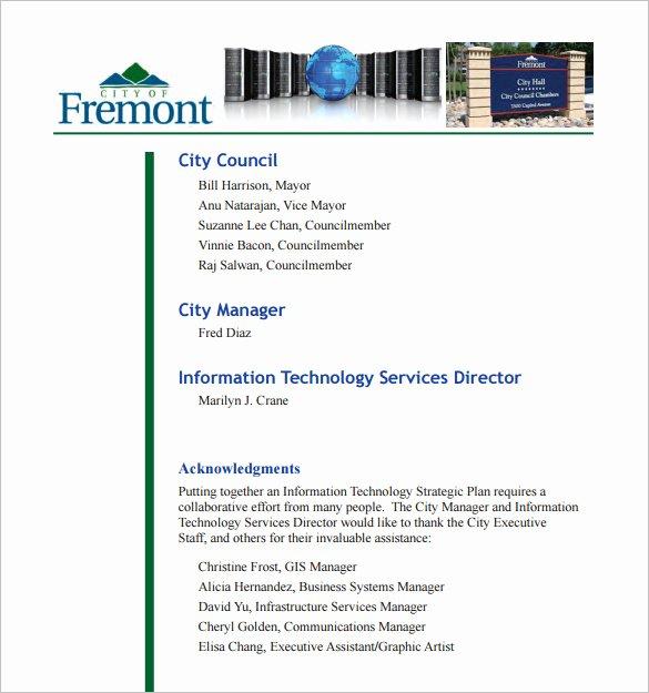 Information Technology Planning Template Elegant 25 Plan Template Word Excel Pdf